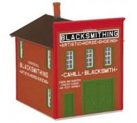 railking 90576 cahill's blacksmithing 2-story