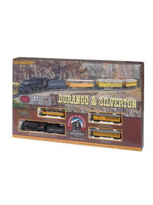 bachmann 710 durango & silverton set