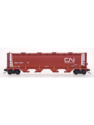 intermountain railway 65228 cn cyl. hopper