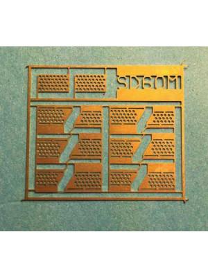 a-line 29234 brass diesel steps sd60m