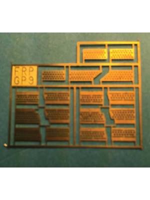 a-line steps brass gp7/9