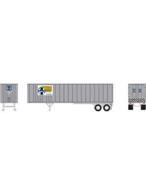 athearn 15133 santa fe trailer