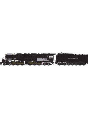 athearn 22927 up 4-6-6-4 dcc/sound/oil #3715