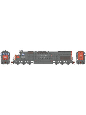 athearn 86815 sp sd45t-2 dcc/snd #9201