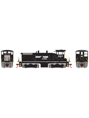 athearn 98121 norfolk southern sw1500 #2213