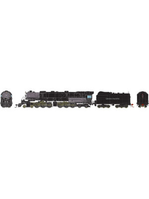 athearn g97239 up 4-6-6-4 dcc/snd oil #3802