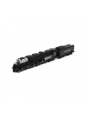 athearn g97244 up 4-6-6-4 dcc/snd coal #3710