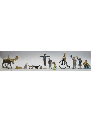 artista 1616 man on high wheel bicycle