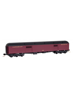 micro trains 14700080 canadian pacific baggage