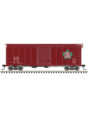 atlas 2002226 gtw trainman 40' sliding door box