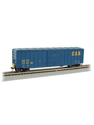 bachmann 14904 csx boxcar w/eot