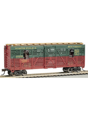 bachmann 19704 christmas animated stock car