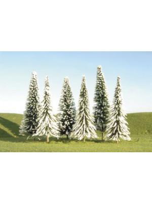 bachmann 32202 pine trees w/snow