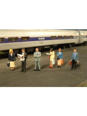 bachmann 33160 standing platform figures