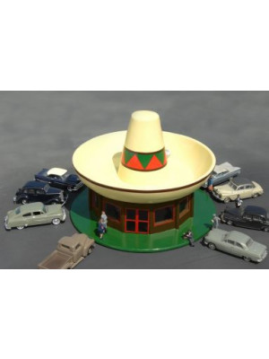 bachmann 35254 sombrero restaurant