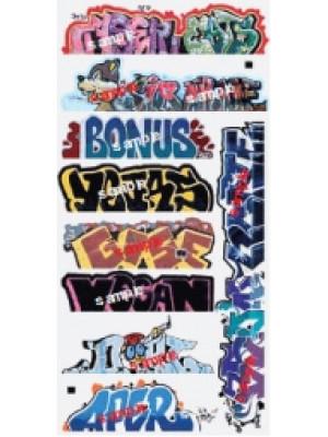 blair line 1262 graffiti