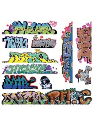 blair line 2259 graffitti decals
