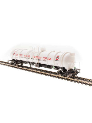 broadway ltd 3722 big three cyrogenic tankcar 2p