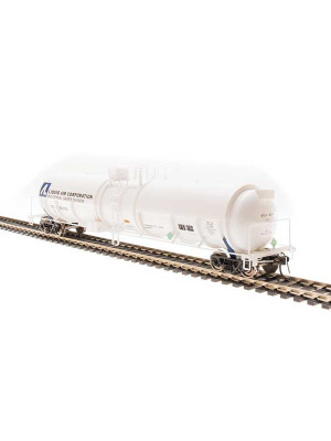 broadway ltd 3725 liquid air cyrogenic tankcar2p