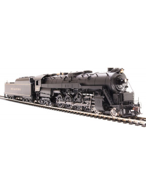 broadway ltd 5771 reading T1 4-8-4 dcc/snd #2109