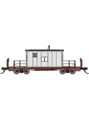 bluford shops 24381 atsf caboose #1005