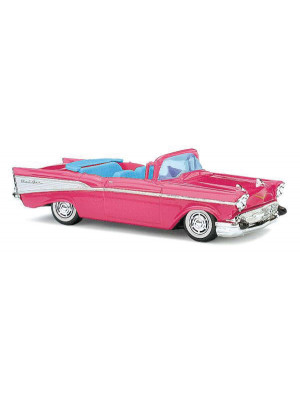 busch 45031 chevy bel air '57 pink