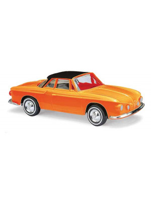 busch 45807 1961 karmann ghia orange