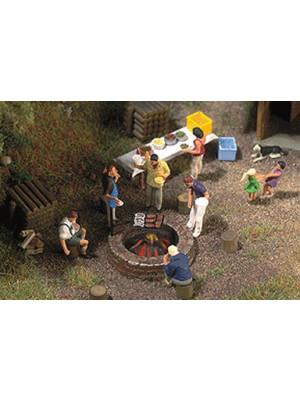 busch 5407 campfire