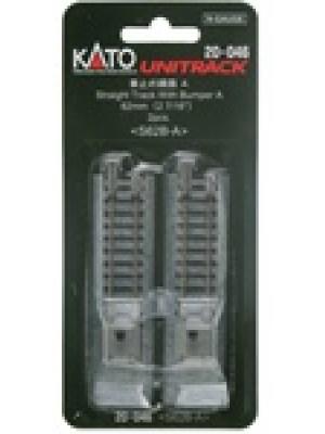 """kato 20-046 2-7/16"""" concrete bumper"""