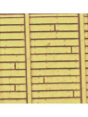 chooch 8608 timber retaining wall small
