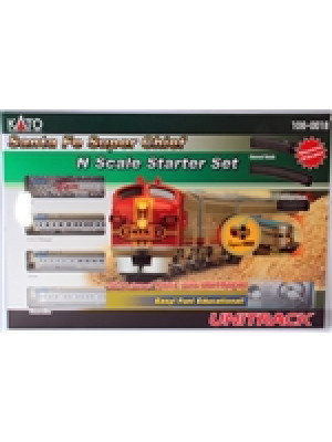 kato 1060018 sf super chief starter set
