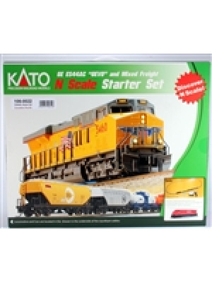 kato 106-0022 canadian pacific es44ac starter set