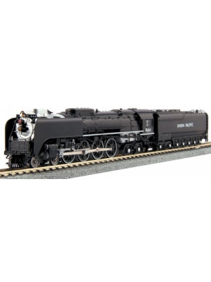 kato 12604011up fef 4-8-4 w/dcc