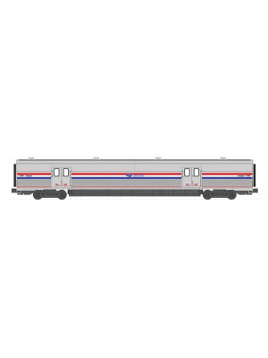 kato 1560956 amtrak viewliner baggage
