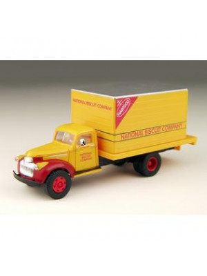 classic metal works 30299 nabisco box truck