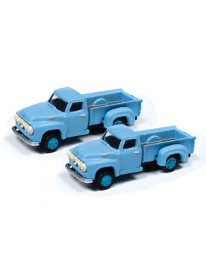 classic mtl wrks 50392 1954 ford pickups 2pk