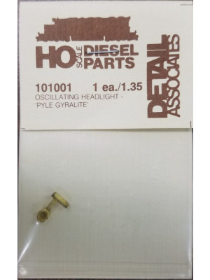 detail assoc 101001 oscillating pyle gyralite