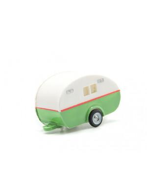 eko 2022b bicoloured caravan trailer