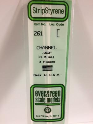 "evergrenn .060 x 14"" channel 4 pk"