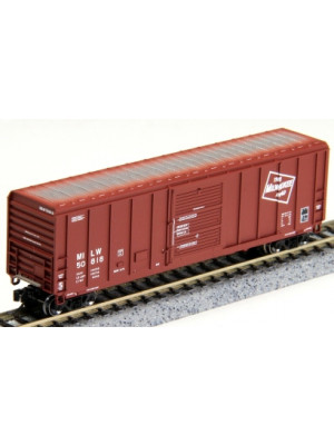 fox valley models 81064 milw rd boxcar