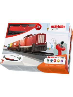 marklin 29309 freight starter set battery operated