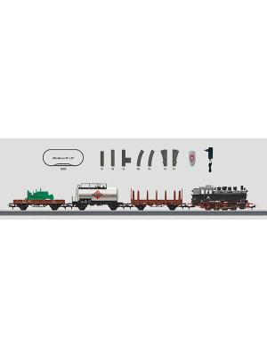 MARKLIN 29322 freight set w/pass siding
