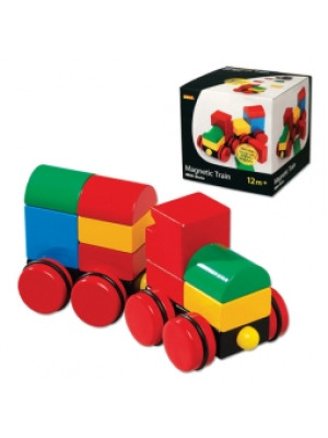 BRIO 30124 magnetic stacking train