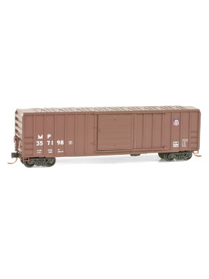 micro trains 02500770 mp/up 50' boxcar
