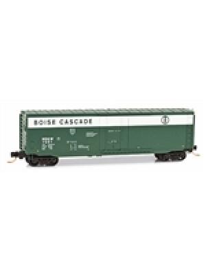 micro trains 3800430 m,d & w boise boxcar