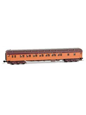 micro trains 14300120 milw rd passenger car