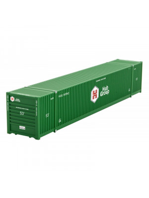 micro trains 46900532 hub group 53' container