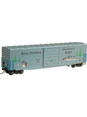 kadee 6925 2019 christmas car