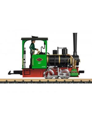 lgb 24141 0-4-0 field rr loco