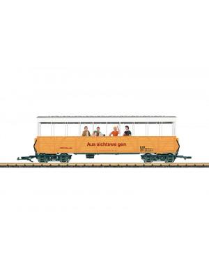 lgb 33353 rhb gondola w/sound